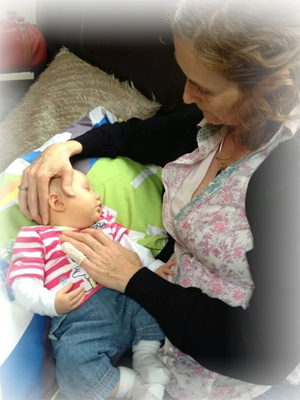 Baby and Craniosacral Therapy